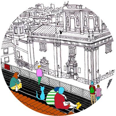 Propuesta de arquitectura bioclimática para el concurso de la sede Mahou en Madrid