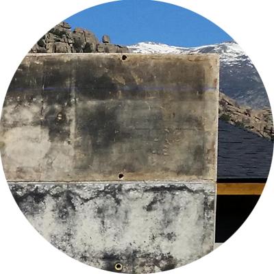 Construcción de una casa eficiente y sana en Manzanares el Real