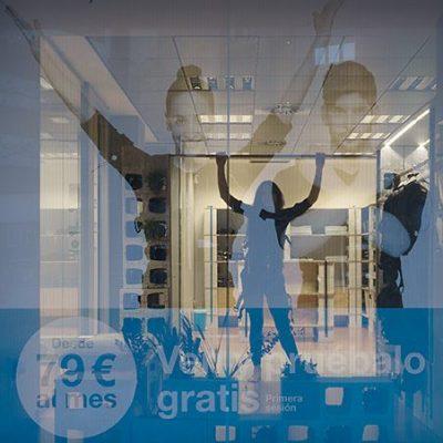 Gimnasio Go Electro Studio en una sucursal bancaria