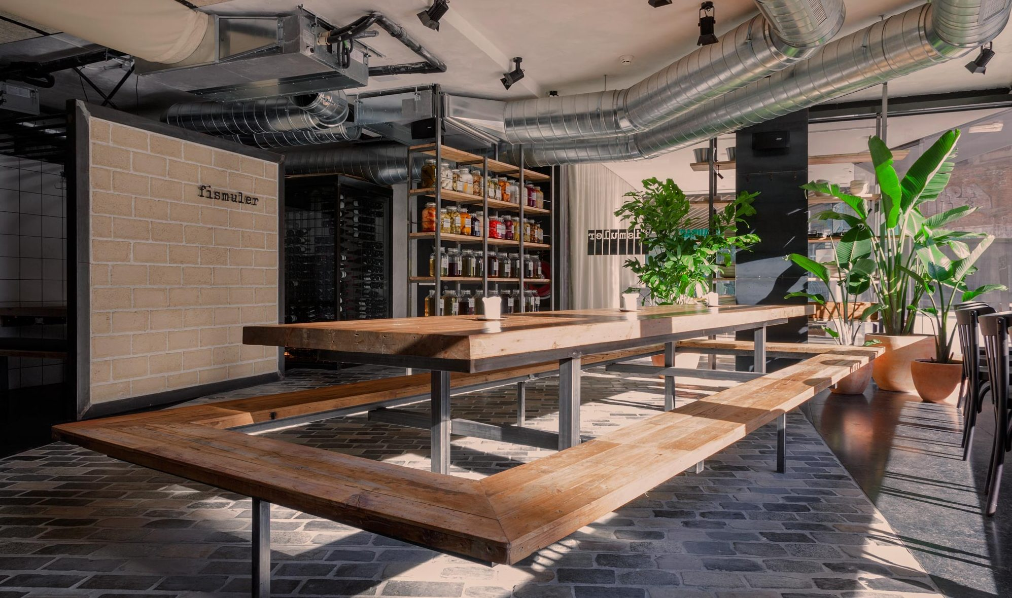 fismuler Barcelona Arquitectura invisible