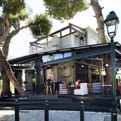 Llevamos el restaurante La Gabinoteca hasta Atenas